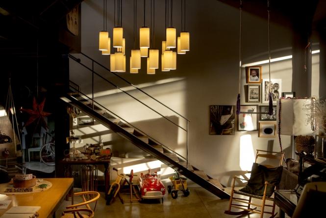 Cirio chandelier pendant lamps antoni arola pendant lamps cirio chandelier aloadofball Image collections