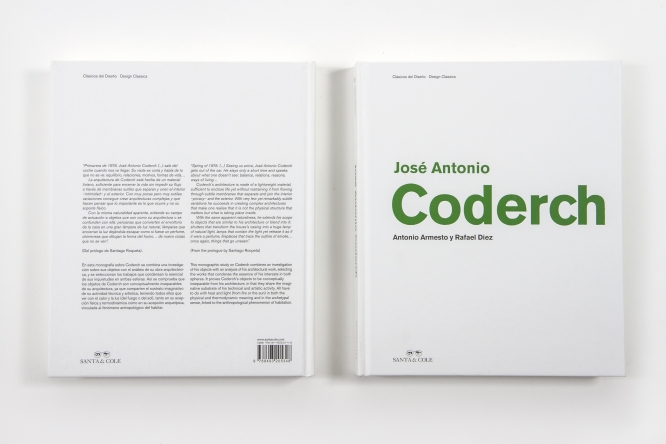 Jos antonio coderch design classics antonio armesto for Josep antoni coderch