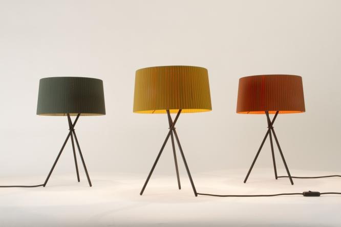 ... Table Lamps Trípode M3 / Trípode G6 ...