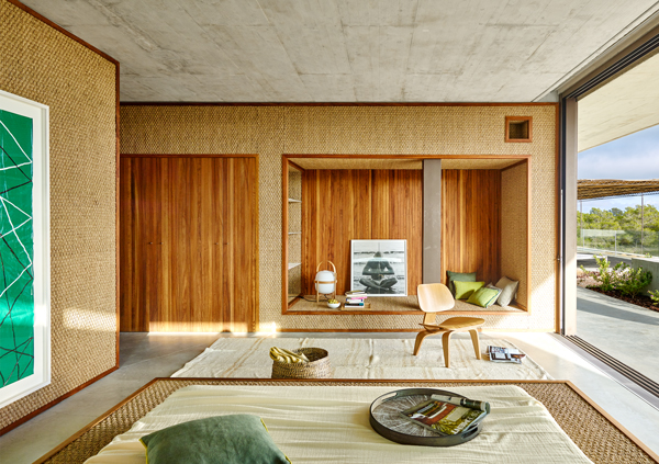 Projets - Safari house - Ibiza, Espagne - Santa & Cole