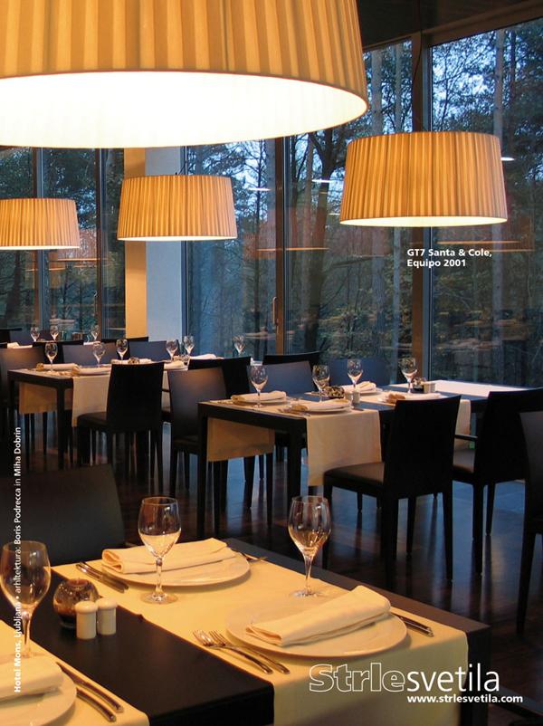 Projects Mons Hotel Ljubljana Slovenia Santa Amp Cole