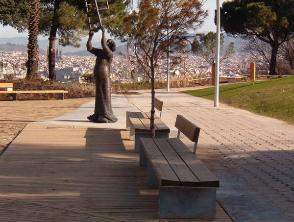 Proyectos jardines joan brossa barcelona espa a for Jardines de joan brossa