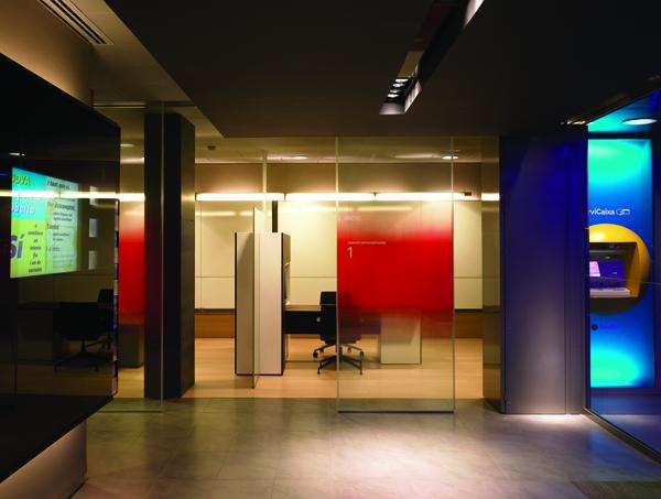 proyectos oficinas de la caixa barcelona espa a