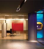 Fl or pendant lamps antoni arola for Booking barcelona oficinas